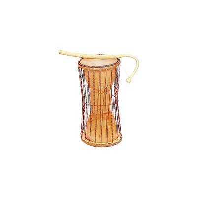 Overseas Connection Talking Drum Small Natural