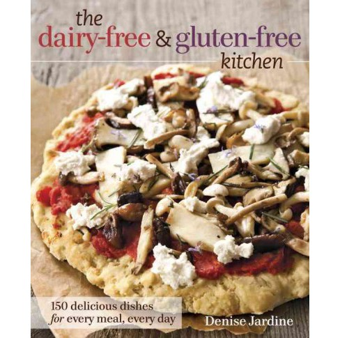 Dairy-Free & Gluten-Free Kitchen : 150 Delicious Dishes For Every Meal, Every Day (Paperback) (Denise - image 1 of 1