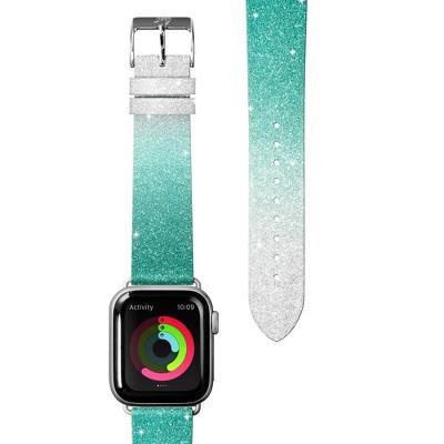 LAUT Apple Watch Strap 38/40 Ombre Sparkle - Mint