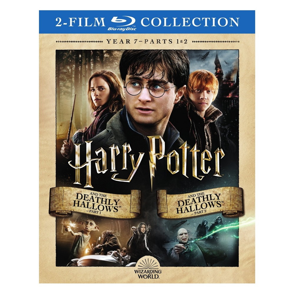Harry Potter:Year 7 Parts (Blu-ray)