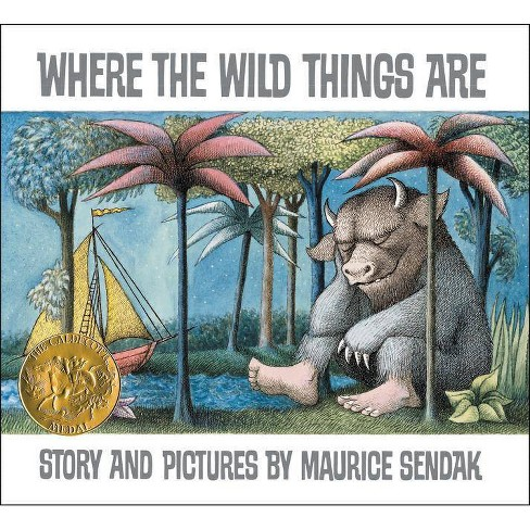 Where the Wild Things Are (Paperback) by Maurice Sendak - image 1 of 2