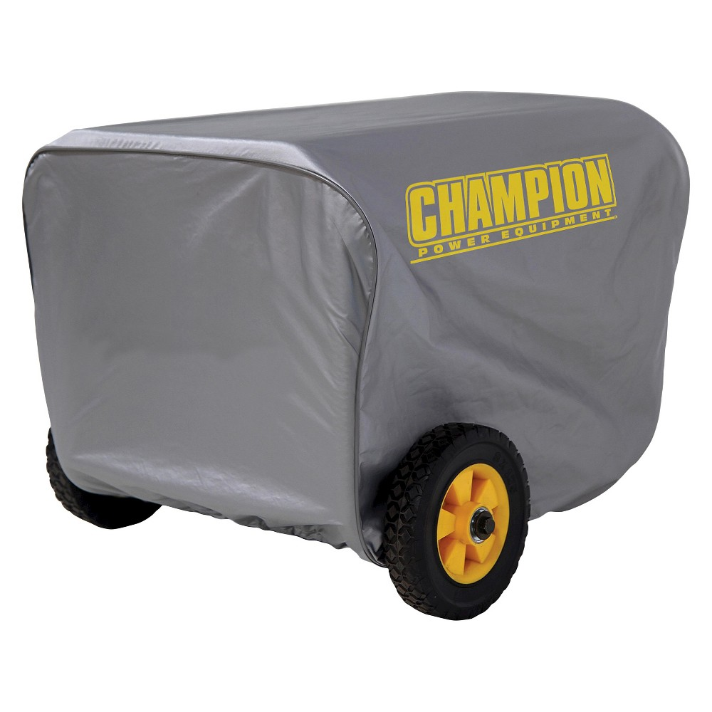 Image of Medium Generator Vinyl Cover - Gray - Champion Power