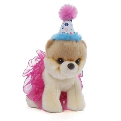 "Enesco Itty Bitty Boo 5"" Plush: Birthday Tutu"