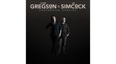 Clive Gregson - Underwater Dancing (CD) - image 1 of 1