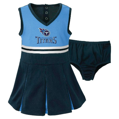 Tennessee Titans Toddler/Infant Cheerleader 18 M - image 1 of 2
