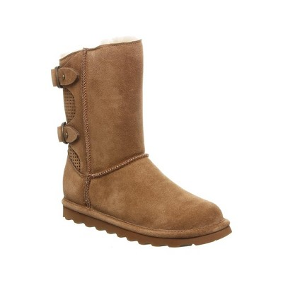 Bearpaw Women's Clara Wide Boots.