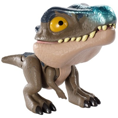 Jurassic World Snap Squad Collectible Play Figures Figurines Tyrannosaurus Rex