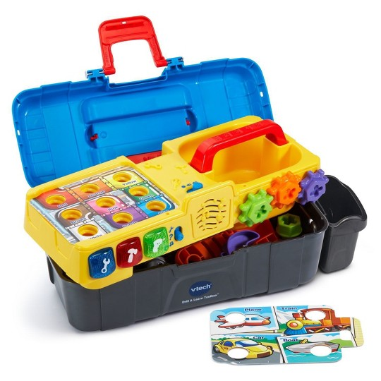 VTech Drill and Learn Toolbox image number null