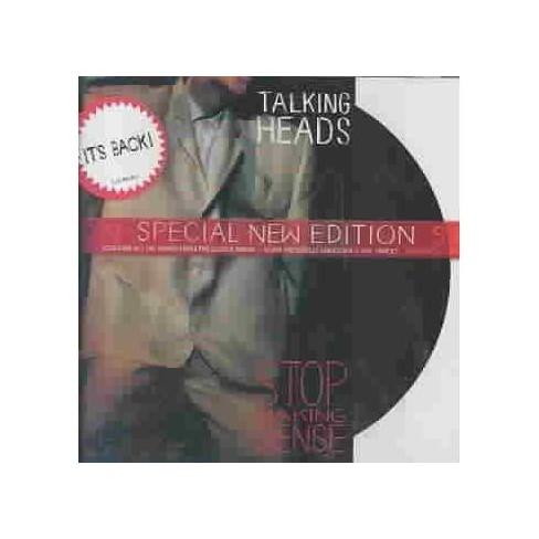 Talking Heads - Stop Making Sense (CD) - image 1 of 1