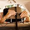 Munchkin Brica 360 Pivot Baby In-Sight Adjustable Car Mirror - Black - image 4 of 4