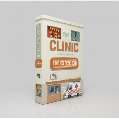 Clinic - The Extension (Deluxe Edition) Board Game