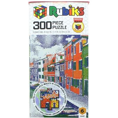 Rubik's Burano Canal 300 Piece Jigsaw Puzzle