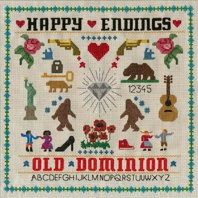 Old Dominion - Happy Endings (Vinyl)