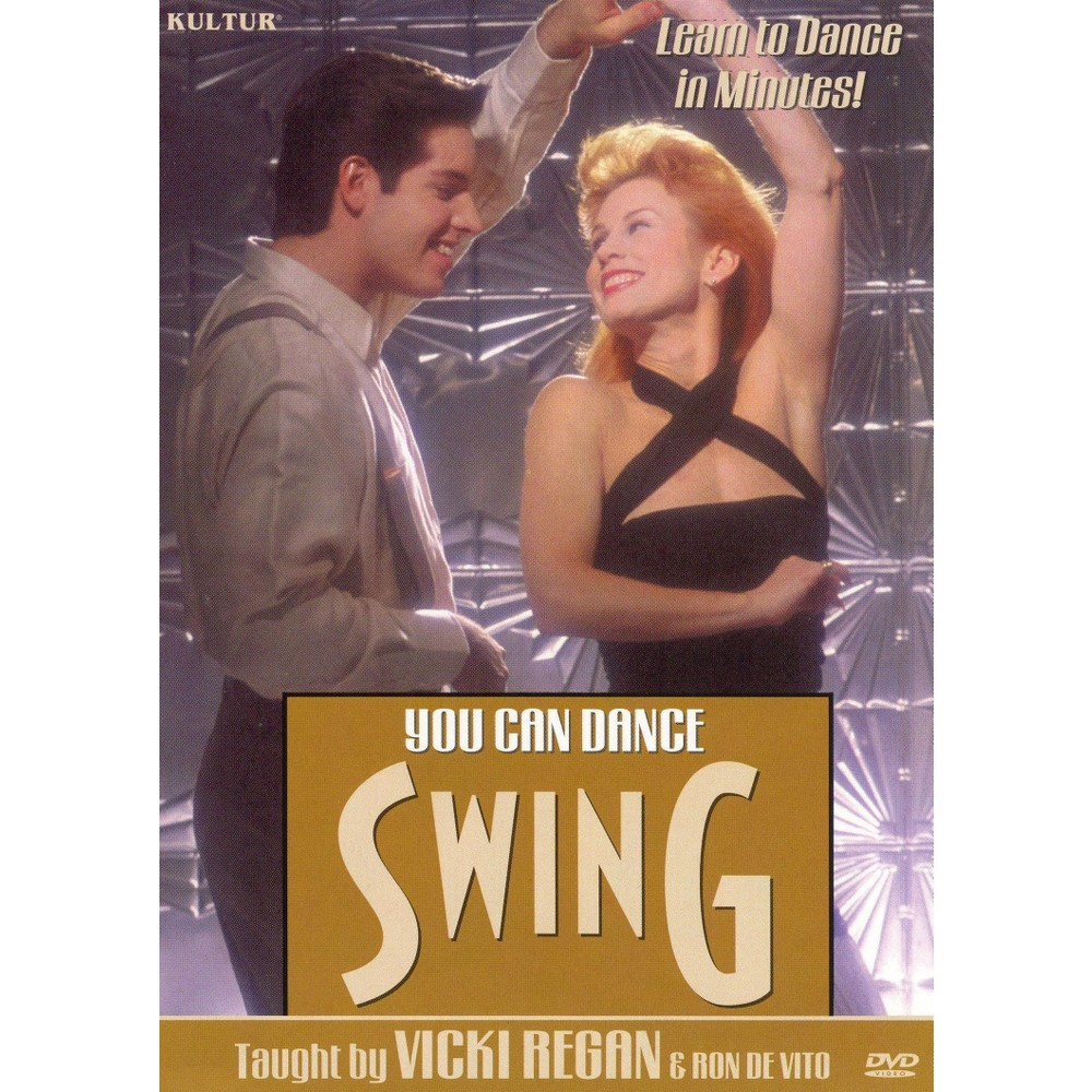 You Can Dance:Swing (Dvd)