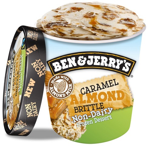Ben & Jerry's Non Dairy Caramel Almond Brittle - 16oz - image 1 of 2