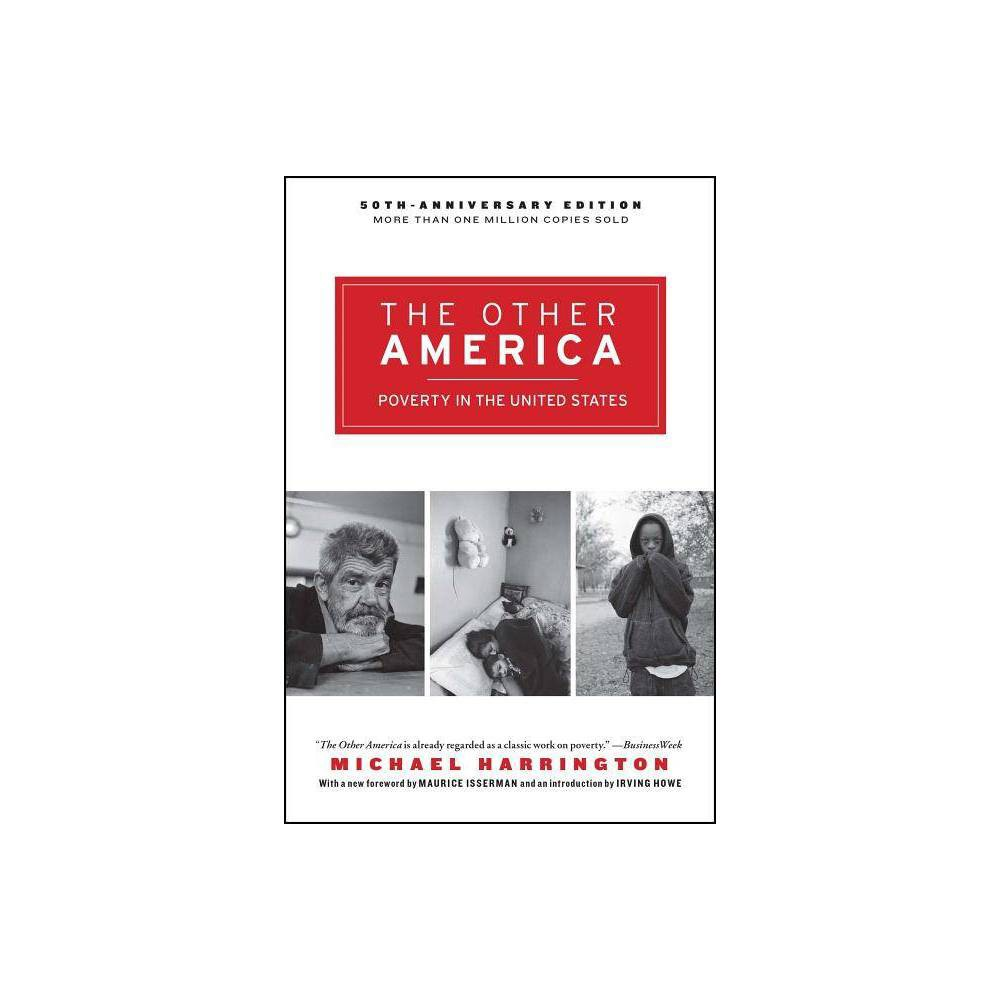The Other America By Michael Harrington Paperback