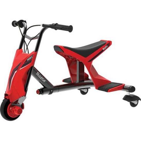 Razor Drift Rider Electric Bike - Red - image 1 of 4