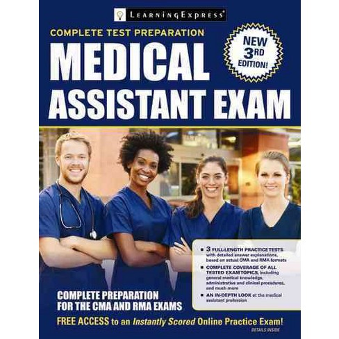 Medical Assistant Exam Preparation For The Cma Aama And Rma