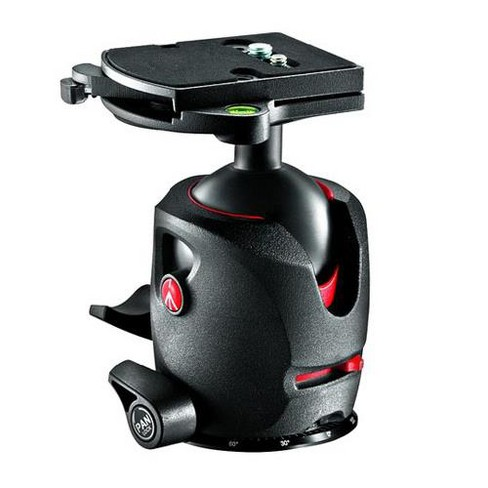 Manfrotto 057 Magnesium Ball Head with RC4 Quick Release, Supports 33 lbs. - image 1 of 4