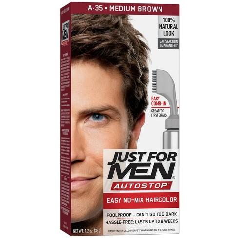 Just For Men Autostop Men S Hair Color Target