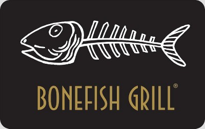 Bonefish Grill $50 (Email Delivery)