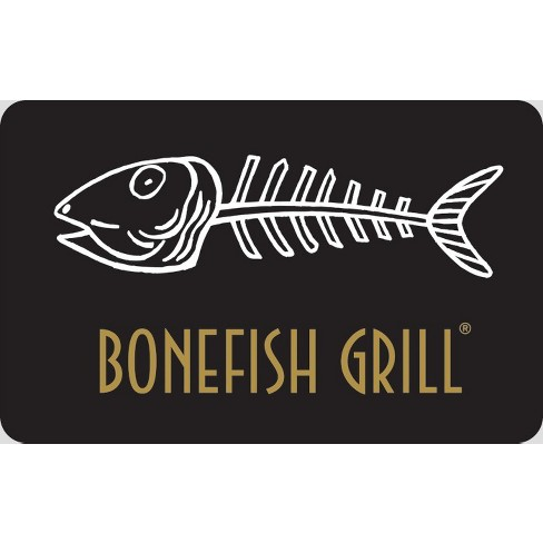 Bonefish Grill Gift Card (Email Delivery) - image 1 of 1