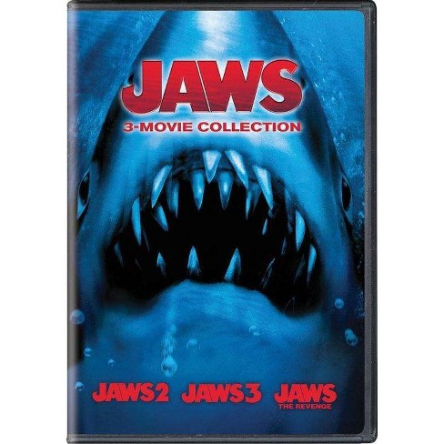 Jaws 3-Movie Collection (DVD) - image 1 of 1