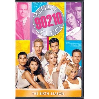 Beverly Hills 90210: The Sixth Season (DVD)(2021)