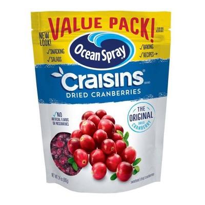 Ocean Spray Dried Cranberries Value Pack - 24oz