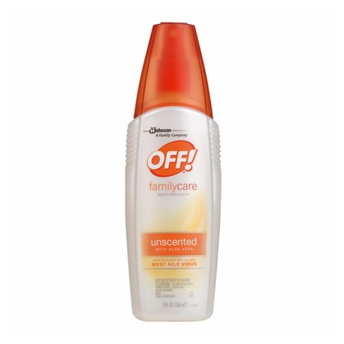 OFF! FamilyCare Insect Repellent IV, Unscented, 9 fl oz - image 1 of 3