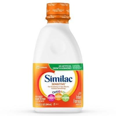 Baby Formula: Similac Sensitive Ready-to-Feed