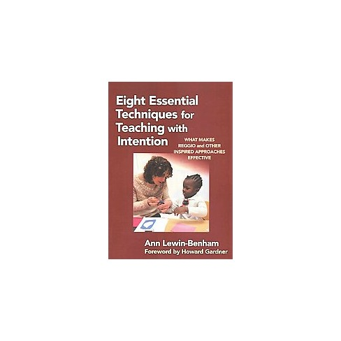 eight essential techniques for teaching early childhood education