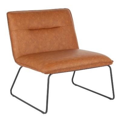 Casper Industrial Accent Chair - LumiSource