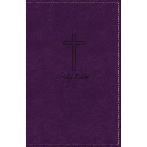 KJV Purple Gift Bible (Hardcover) (Thomas Nelson) - image 1 of 1