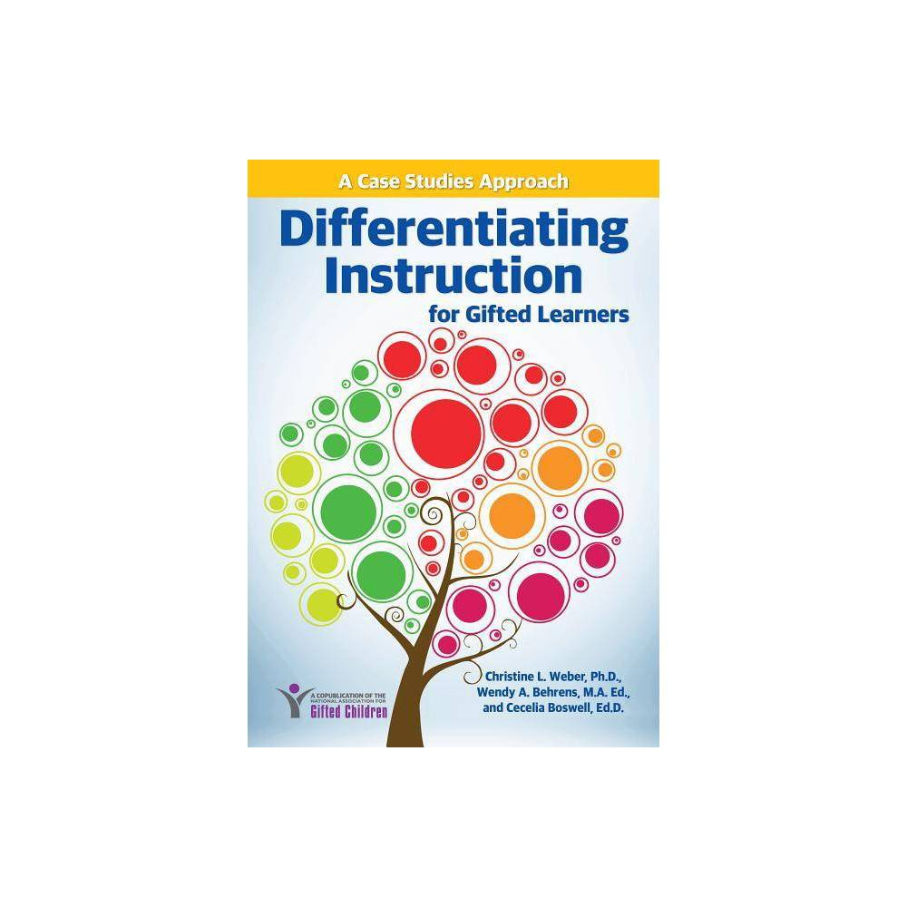 Differentiating Instruction for Gifted Learners - by Cecelia Boswell (Paperback)