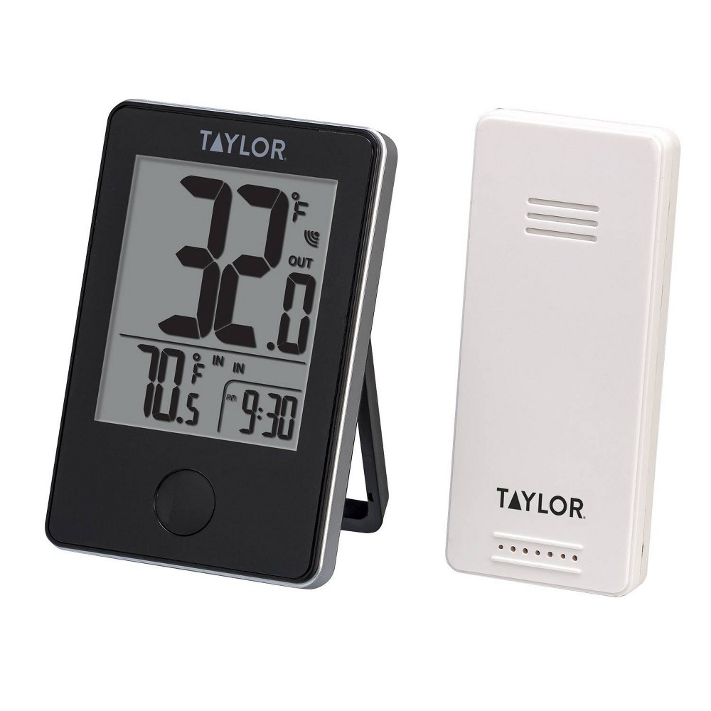 Image of Taylor Wireless Digital Indoor & Outdoor Thermometer