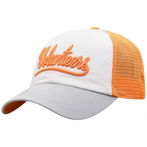 NCAA Women's Tennessee Volunteers White Patina Hat - image 1 of 2