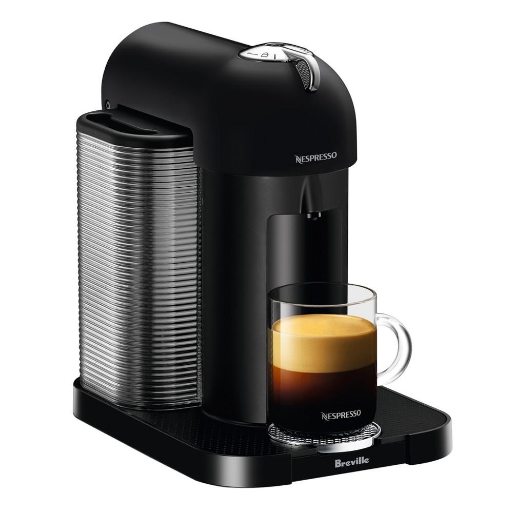 Nespresso Vertuo Black Matte by Breville, Matte Black 52339008