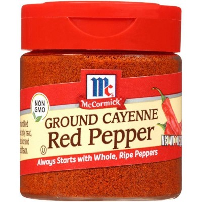 McCormick Ground Cayenne Red Pepper - 1oz
