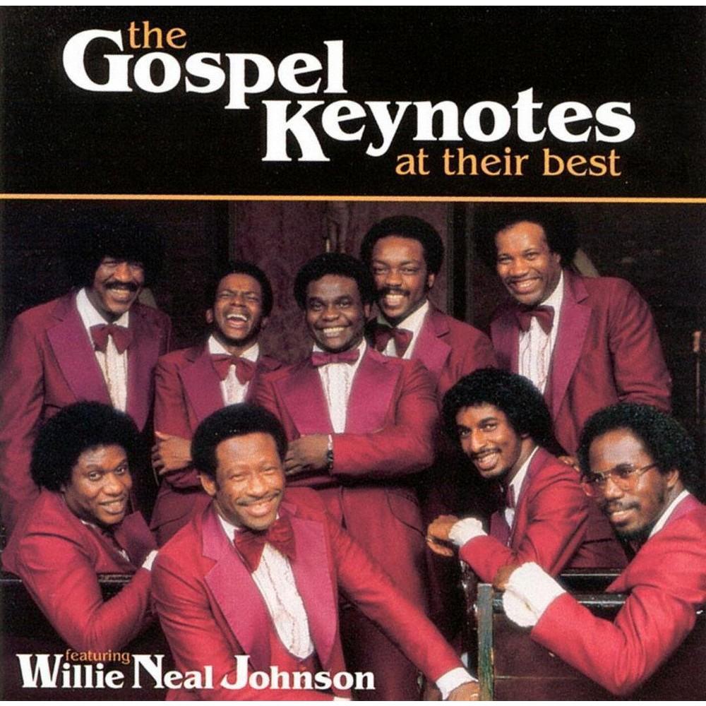 Gospel Keynotes - At Their Best (CD)