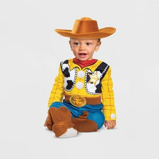 Toddler Boys' Toy Story Woody Deluxe Halloween Costume 2T