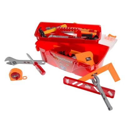 Hey! Play! Pretend Play Construction Handyman Set -40pc
