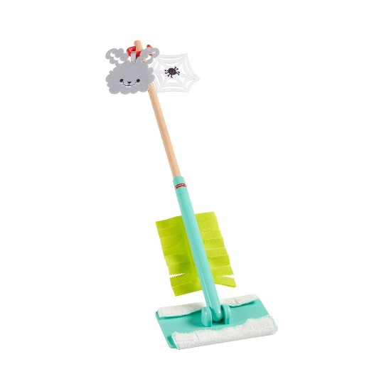 Fisher-Price Cleanup & Dust Set image number null