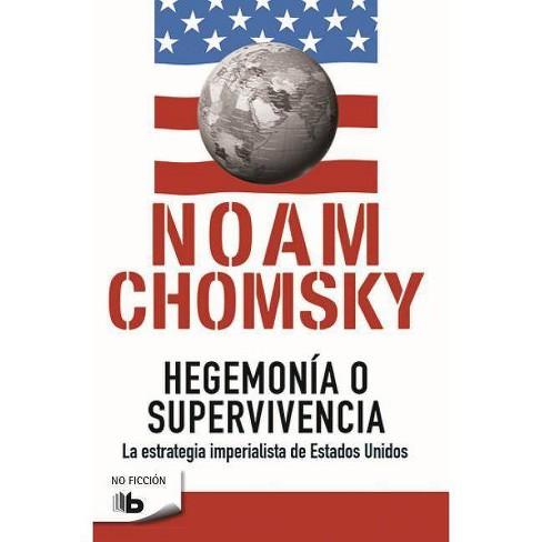 Hegemonía O Supervivencia: La Estrategia Imperialista de Estados Unidos / Hegemony or Survival - image 1 of 1