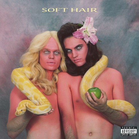 Soft Hair - Soft Hair [Explicit Lyrics] (CD) - image 1 of 1