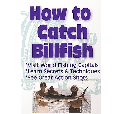 How To Catch Billfish (DVD) - image 1 of 1
