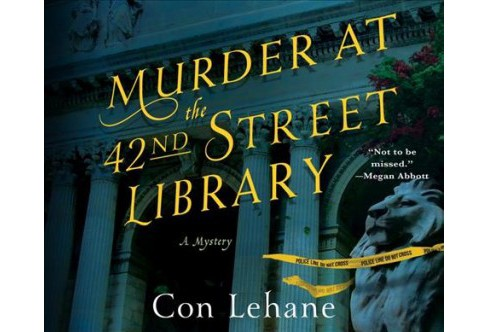 Murder at the 42nd Street Library (MP3-CD) (Con Lehane) - image 1 of 1