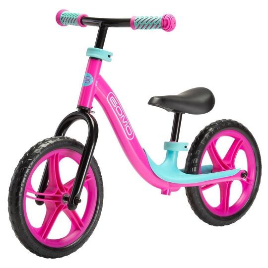 Gomo Nextsport Balance Bike - Pink image number null
