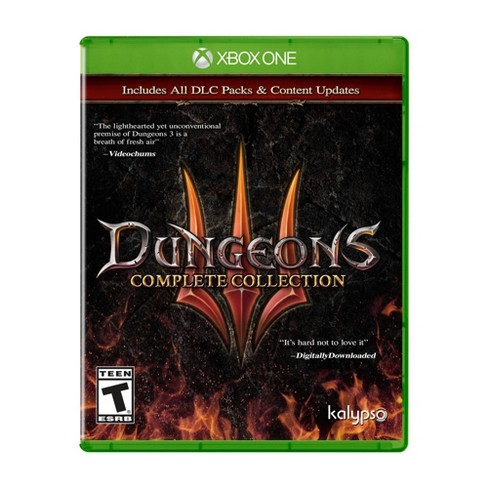 Dungeons 3: Complete Collection - Xbox One - image 1 of 4