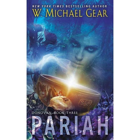 Pariah - (Donovan) by  W Michael Gear (Paperback) - image 1 of 1